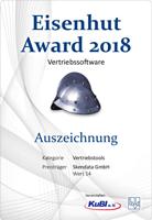 Eisenhut Award 2018